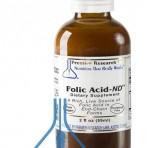Folic Acid-ND (2 fl oz)